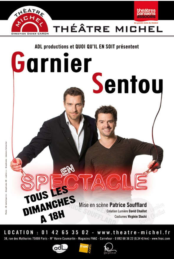Affiche-Garnier-et-Sentou-Theatre-Michel