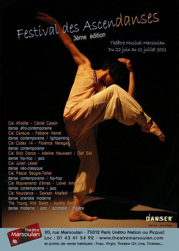 Affiche-Théâtre Musicale-Marsoulan-Nourdance-Najma-Virginie-Stucki