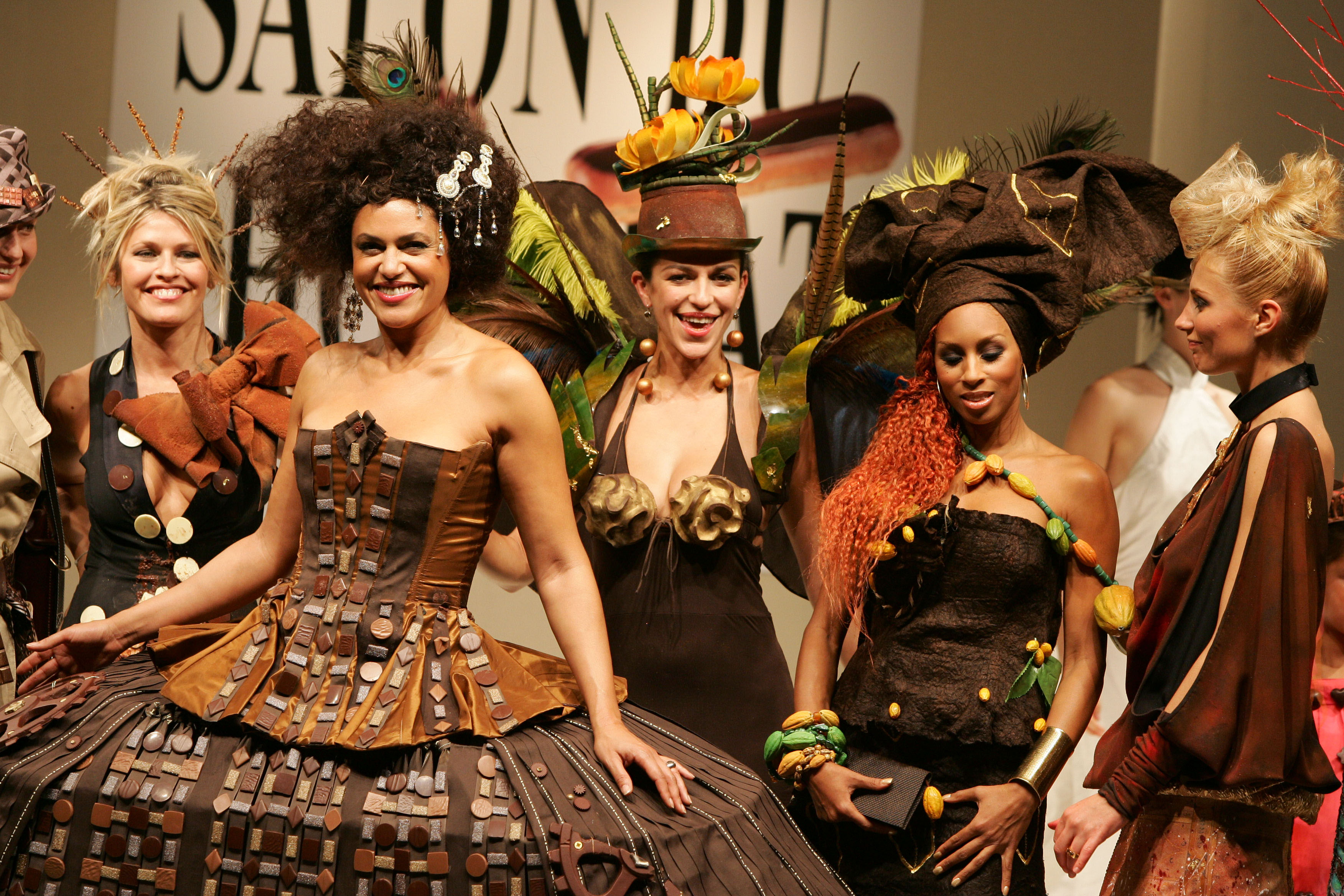 Virginie-Stucki-Grigny-Salon-Du-Chocolat-Viktor-Lazlo-People